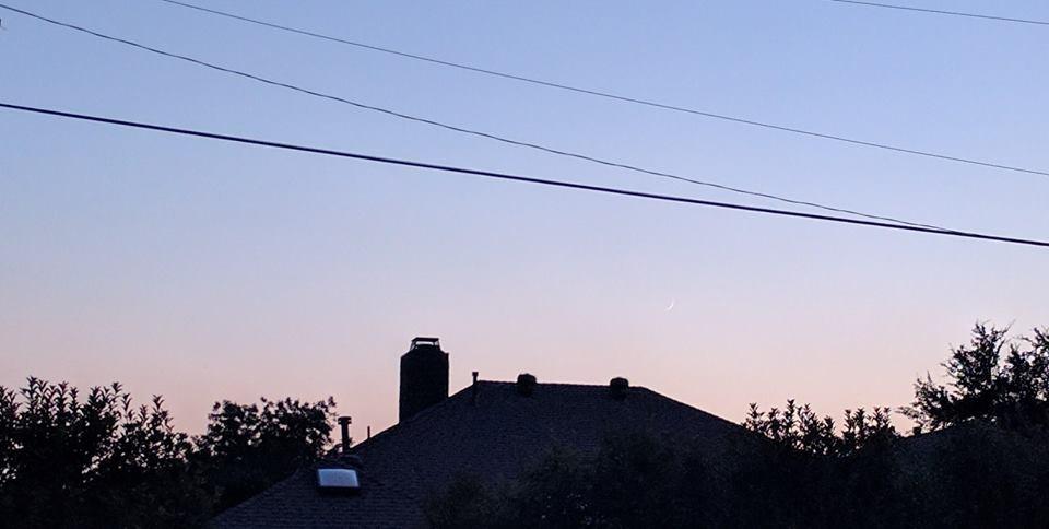 New Moon Photo